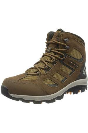 Jack Wolfskin Damskie buty trekkingowe Vojo 3 Texapore Mid W, Brown Apricot - 39.5 EU