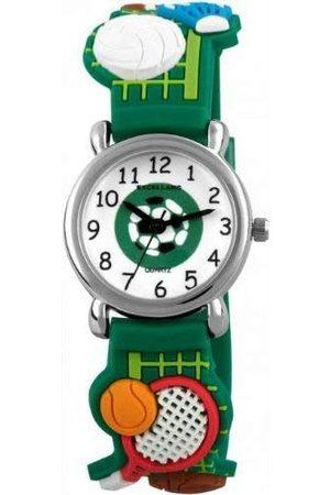 Excellanc Unisex zegarek na rękę analogowy kwarcowy kauczuk 40702600056