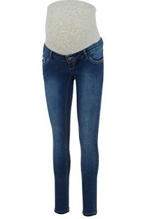 Mama Licious MLLOLA Slim Blue Jeans NOOS B. spodnie ciążowe