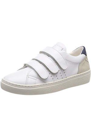 Pantofola d'Oro Damskie Anna Donne Velcro Low Sneaker, - Weiß Bright White 1fg - 36 EU