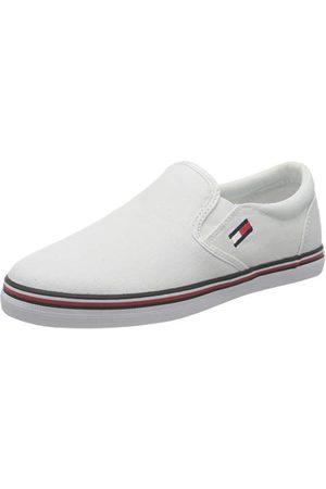 Tommy Hilfiger Damskie Essential Slip-On Sneaker Low-Top, Ybs - 34.5 EU