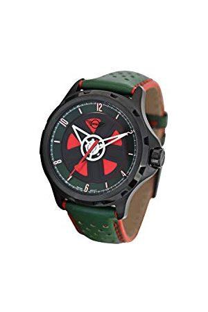 Boden Mini Unisex dorosły analogowy klasyczny zegarek kwarcowy ze skórzanym paskiem 161105