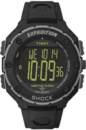 Timex Ekspedycja zegarek tarcza cyfrowy wyświetlacz i pasek z żywicy T49950SU