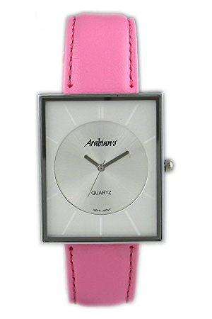 ARABIANS Męski analogowy zegarek kwarcowy ze skórzanym paskiem DDBP2046F