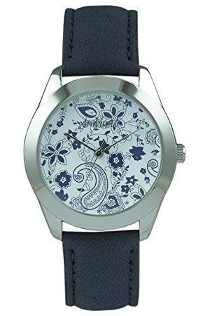 ARABIANS Męski analogowy zegarek kwarcowy ze skórzanym paskiem HBA2212A