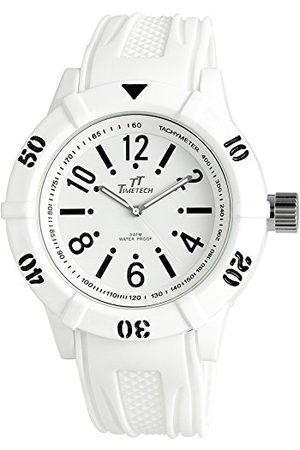 Shaghafi Męski analogowy zegarek kwarcowy z kauczukowym paskiem 22742200012