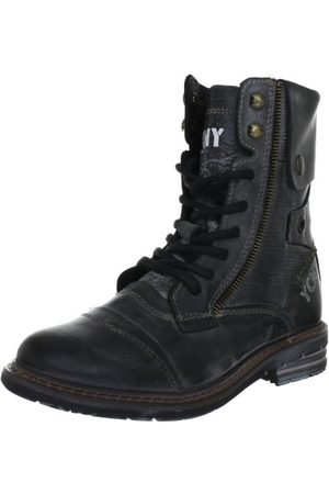 Yellow Cab Soldier Combat Boots buty damskie, - Black - 37 eu