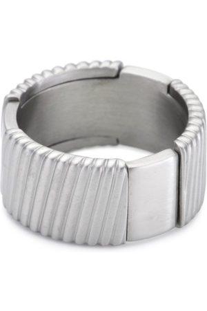 Esprit Pierścień ze stali nierdzewnej e stal szlachetna, 66 (21,0), colore: w kolorze srebrnym, cod. S.ESRG11375B210