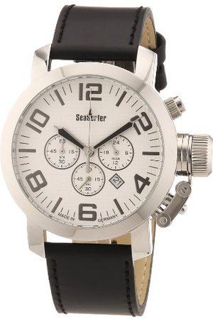 Sea Surfer Męska chronograf stal szlachetna dodatkowa ochrona korony Made in Germany 1608402WB