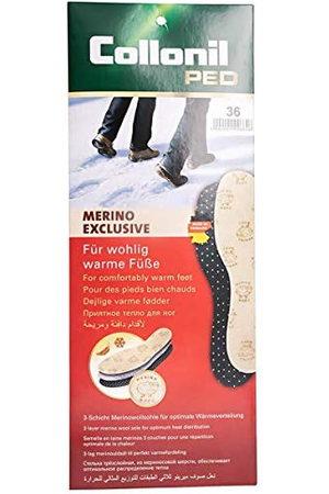 Collonil MERINO Exclusive rozm. 36 rozmiary damskie 6942000360, wkładki do butów, wielokolorowa - bezbarwny - 38 EU