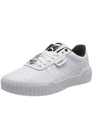 PUMA Damskie buty sportowe Cali Galentines Wn S, White Black - 40.5 EU