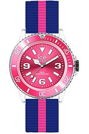 Ice-Watch Damski - zegarek na rękę Ice United analogowy kwarcowy nylon UN.CE.U.N.14