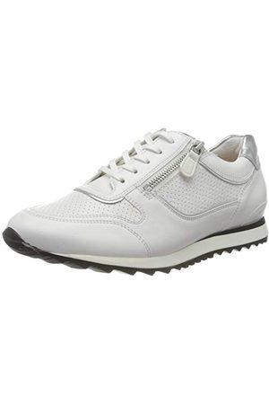 Hassia Damskie buty Barcelona, biały - Milk Silver - 40.5 EU Weit