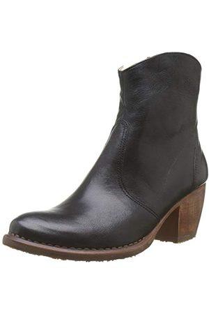 Neosens Damskie buty z krótką cholewką S3096 Dakota Black/Munson, - Black S3096-36 EU