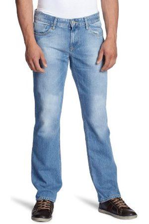 Cross Jeans męskie spodnie jeansowe/Luigi, Straight Fit (proste nogawki)