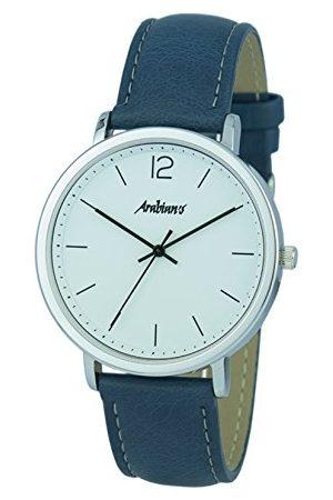 Arabians Męski analogowy zegarek kwarcowy ze skórzanym paskiem HBA2248A