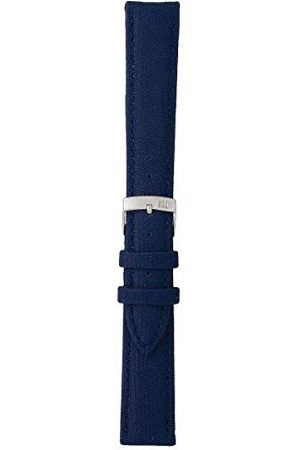 Morellato Bransoletka skórzana do zegarka męskiego TECHNO niebieska 18 mm A01X2778841062CR18