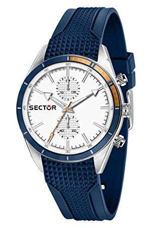 Sector No Limits męski analogowy zegarek kwarcowy z silikonowym paskiem R3251516005