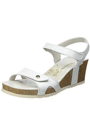 Panama Jack Julia Nacar damskie sandały klinowe, - - 38 EU
