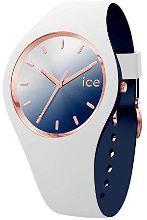 Ice-Watch Damski analogowy zegarek kwarcowy z paskiem silikonowym 16983