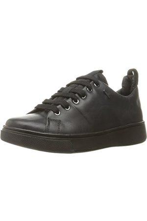 Geox D Mayrah B Abx C Low-Top Amphibiox damskie buty typu sneaker, wodoodporne i oddychające, - Schwarz Blackc9999-41 EU