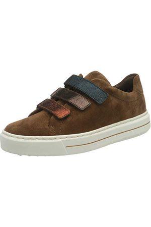 ARA Courtyard damskie buty typu sneaker, brązowy - Setter Brick Moro Peacock - 39 EU Weit