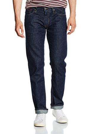 Tommy Hilfiger Oryginalne dżinsy męskie Ryan Rid Straight Leg
