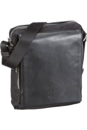 Calvin Klein CK Weight, męska torba na ramię, - Black 999-20x24x6 cm (B x H x T)