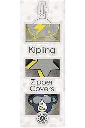 Kipling LUGGAGE BTS PULLERS MIX, 1,1 x 4 x 3 cm (dł. x szer. x wys.), Bold Star Monk