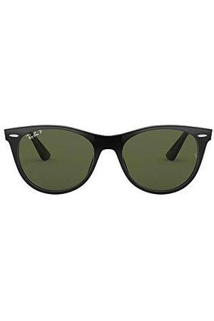 Ray-Ban Unisex 0RB2185-901-58-55 okulary do czytania, zielone (czarne), 55