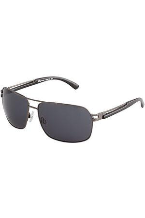 Burgmeister Męskie okulary przeciwsłoneczne SBM115-181 prostokątne, - - jeden rozmiar