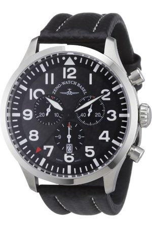 Zeno Męski zegarek kwarcowy Quarz 6569-5030Q-s1 ze skórzanym paskiem