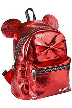 Artesanía Cerdá Unisex_Adult Mokila Casual Moda Minnie Daypack, , 22,0 x 22,5 x 11,4 cm