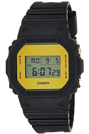 Casio G-Shock cyfrowy zegarek Bransoletka 49 Black-yellow