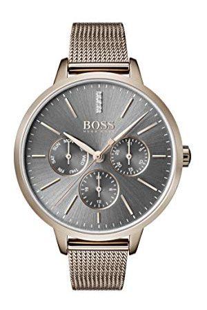 HUGO BOSS Unisex Multi tarcza kwarcowy zegarek z bransoletką ze stali szlachetnej 1502424