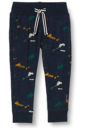 Noppies Spodnie chłopięce B Slim Fit Pants Jansenville AOP