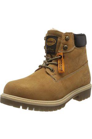 Dockers Damskie buty Classic Boot Finland modne, żółty - Golden Tan - 38 EU
