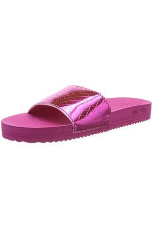 flip*flop Damskie sandały Pool Diamond, - Very Pink - 38 EU
