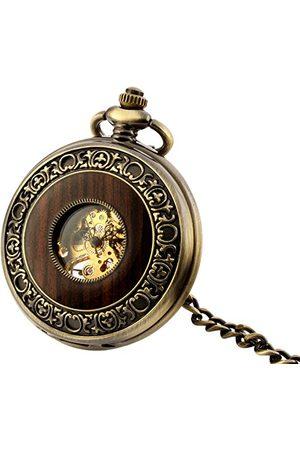 Sparks of Time Zegarek kieszonkowy dla dorosłych, uniseks, mechanika analogowa, 029