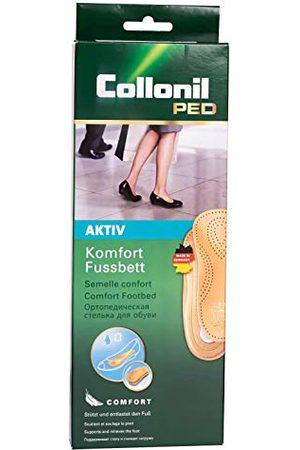 Collonil Aktiv 9052000390 damskie wkładki do butów, brązowy - bezbarwny - 38