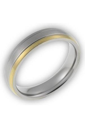 CORE Męski pierścionek stal szlachetna matowana Steel Basic Collection TE083.01 e stal szlachetna, 50 (15.9), colore: srebro, cod. TE083.01-50