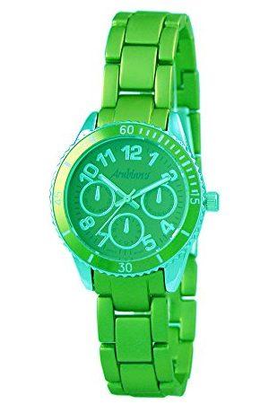 Arabians Męski analogowy zegarek kwarcowy z bransoletką z poliwęglanu DBA2131G