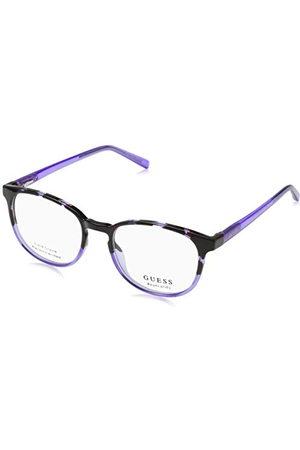Guess Unisex dla dorosłych GU3009 083 49 oprawki okularów, fioletowe (fioletowe)