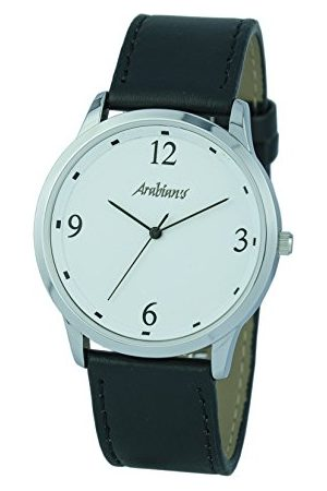 ARABIANS Męski analogowy zegarek kwarcowy ze skórzanym paskiem HBA2249N