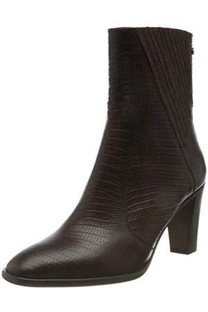 Fred de la Bretoniere Frs0813 Ankle Boot 8 cm Printed Leather, - 41 EU