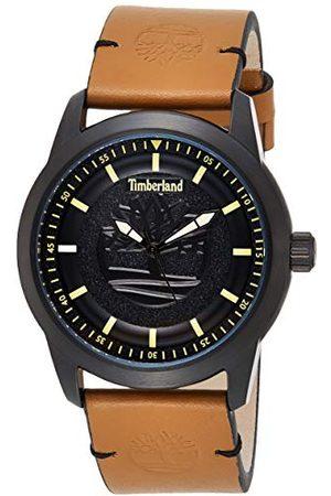 Timberland TBL15632JSB.02 męski analogowy zegarek kwarcowy ze skórzanym paskiem