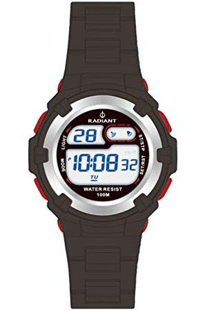Radiant Zegarek cyfrowy dla dorosłych unisex RA446602 z gumową bransoletką
