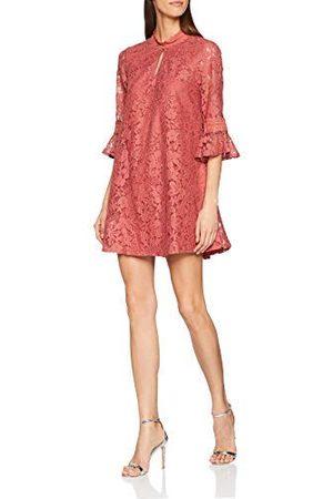Little Mistress Damska sukienka Helene terakota koronkowa sukienka na imprezę