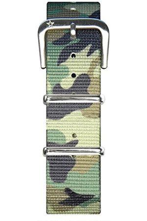 Oxygen Pasek do zegarka Nato 22 mm kamuflaż