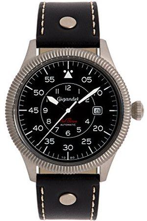 Gigandet G8-006 – zegarek dla mężczyzn, skórzany pasek